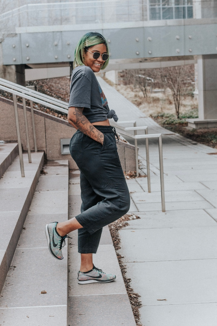 Athleisure is still a thing,right?